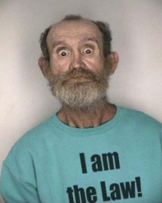 Funny Mugshots: 28 Hilariously Stupid Criminals